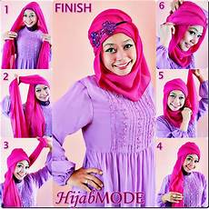 Mode Tutorial Pashmina