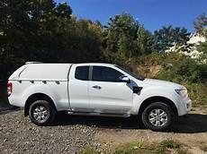 Ford Ranger Cab Hardtop Commercial Hardtops