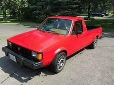 1981 Vw Rabbit Caddy Diesel Classic Volkswagen