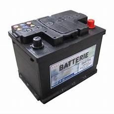 Batterie 12v 60ah 540a Motorisation Transmission