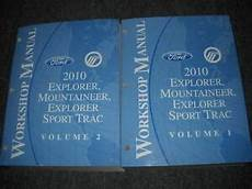 manual repair free 2007 ford explorer sport trac engine control 2010 ford explorer sport trac mountaineer suv repair shop service manual new ebay