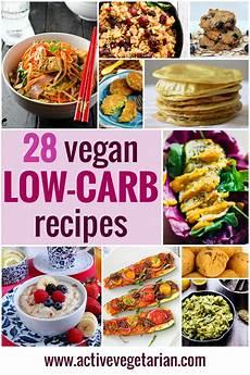 Vegetarische Low Carb Rezepte - recipe up 28 low carb vegan recipes active