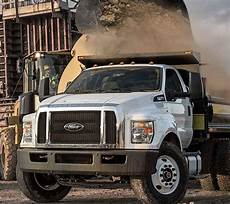 2019 Ford F850