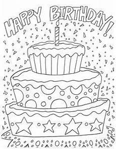 Ausmalbilder Geburtstag Onkel Ausmalbilder Geburtstag Oma Happy Birthday Geburtstag