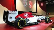 Sergio Marchionne Alfa Romeo Sauber F1 Team