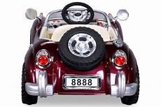jouet voiture electrique enfants voiture 201 lectrique oldtimer pour v 233 hicule jouet