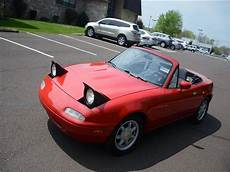 old car owners manuals 2011 mazda miata mx 5 seat position control 1990 mazda mx 5 miata from florida 5 speed manual average condition no reserve for sale photos