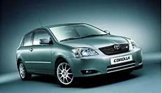toyota corolla ts 2002 toyota corolla ts sport car technical