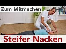 Verspannung Im Nacken - steifer nacken nackenschmerzen nackenverspannungen