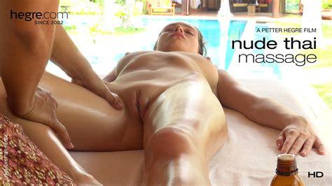 Thai Massage Sex