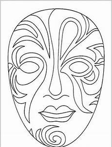 Malvorlagen Faschingsmasken Ausmalbilder Malvorlagen Masken My Masken Zum