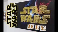 wars diy how to make a wars decor diy wars room decor the last jedi