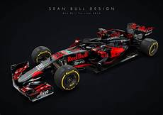 Porsche And Bull Racing F1 Car Is Oh So Tempting