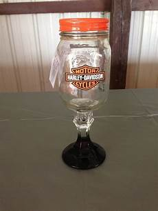 Harley Davidson Wedding Theme by Glasses From Our Harley Themed Wedding Sweetheart Table