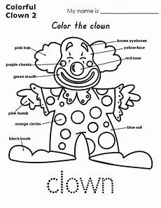 clown with number cake ideas and designs