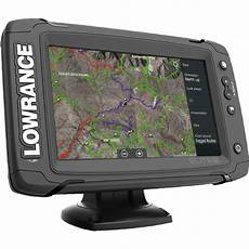 elite 7 ti multufunction road gps by lowrance