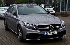 File Mercedes Amg C 63 S T Modell S 205 Frontansicht