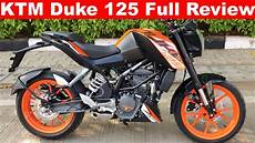 ktm duke 125cc abs review drive top speed sound