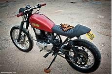 yamaha sr 250 yamaha sr 250 tracker by abandoned pier lsr bikes
