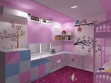 Inspirasi Desain Kamar Anak Perempuan