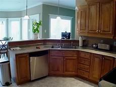Kitchen Decorating Ideas Oak Cabinets by Miscellaneous Kitchen Design With Oak Cabinets