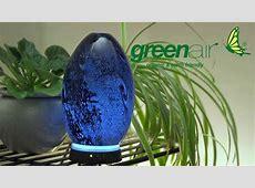 GreenAir Serene Living Obsidion Glass Diffuser   YouTube