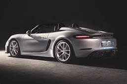 New Porsche 718 Cayman GT4 And Boxster Spyder Land At