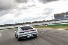 Porsche 992 S Experience With The 8th