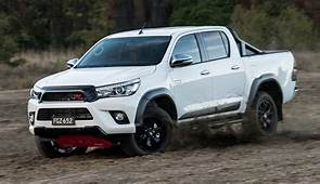 2019 Toyota Hilux Review Release Date Interior Changes