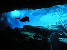 cave scuba diving lucice cave brac island croatia