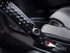 The New Lotus Evijas Controls Are Frankly Coolest We