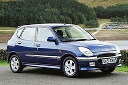 Daihatsu Sirion 1998  Car Review Honest John