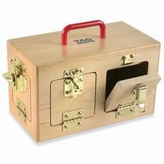 lock box montessori services