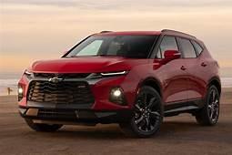 GM Officially Reveals 2020 Chevrolet Trailblazer