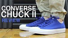 converse chuck 2 ii review and unboxing