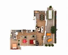 single floor 3 bhk house plans 25 more 3 bedroom 3d floor plans