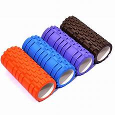 foam roller great for massage yoga physical therapy