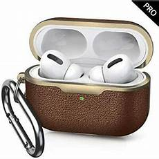 Anbernic Black Shockproof Portable Protection Rg350 by Lohasic Airpods Pro Premium Pu Leather Protective