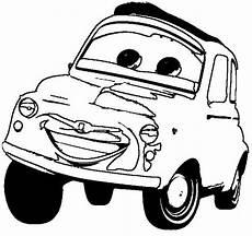 cars luigi coloring pages car coloring