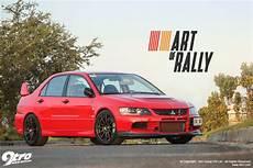 Renier S Mitsubishi Lancer Evolution 9 Rs Of Rally