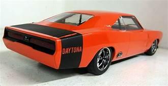 Greenlight 1/18 Scale Custom 1969 Dodge Charger Daytona