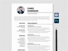 resume fre download word 65 best free ms word resume templates 2020 webthemez