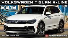 2018 volkswagen tiguan r line us review rendered price