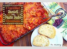 turkey smoked sausage and ravioli bake_image