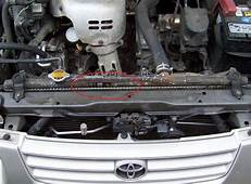 Toyota Camry 1997 2011 How To Stop Radiator Coolant Leak