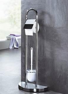 Design Wc Garnitur - stand wc garnitur badezimmer accessoires bader