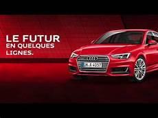publicité voiture 2017 pub radio audi a4 maroc 2016