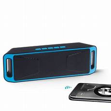 bluetooth lautsprecher stereo indigi 174 portable stereo wireless bluetooth speaker for
