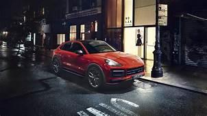 Porsche Cayenne Coupe 2019 4K Wallpaper  HD Car