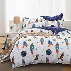 fadfay cotton home textile galaxy space bedding